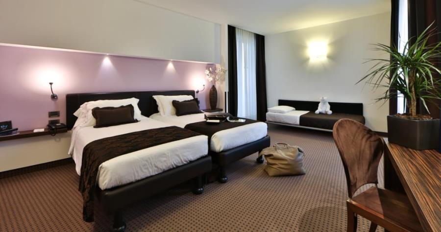 Hotel  Stelle Padova Centro