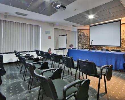 Discover our meeting rooms for your successful events in Padua at the Best Western Hotel Biri.