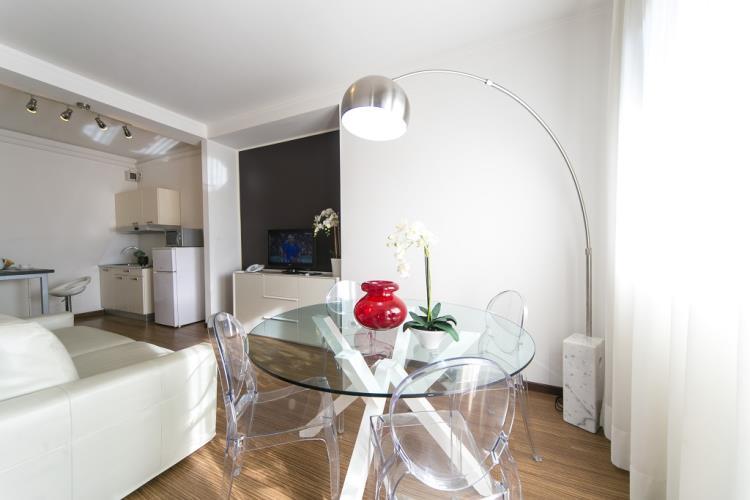 Trilocale a padova residence hotel biri padova for Piani di progettazione dell angolo cottura