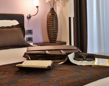 Best Western Hotel Biri in Padova, equipped double rooms single use with balcony, shower or bath, parquet.