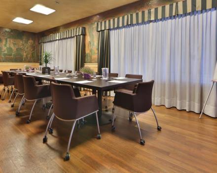Sale Riunioni Padova : Meeting hotel padova centro best western hotel biri 4 stelle