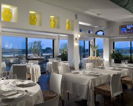 The restaurant at the Best Western Hotel Biri  in Padua offers you the taste of local cusine