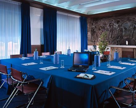 Discover the conference rooms in the Best Western Hotel Biri and organize your events in Padua
