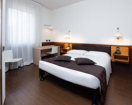 Discover all the comfort of our Single Rooms: book Hotel Biri, 4 stars in Padua