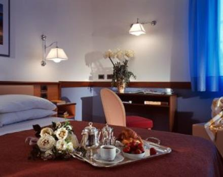 At the Best Western Hotel Biri you can find 100 rooms equipped with every comfort.