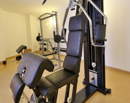 stay in shape with us at the Best Western Hotel BIRI in Padova Centre!