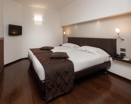 If you''re traveling with friends, choose the comfort of Hotel Biri''s Triple Rooms, 4 stars in Padua!