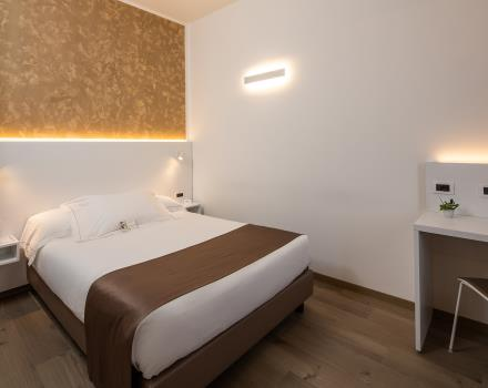 Discover the comfort of the Business rooms of Hotel Biri, 4-star hotel in Padua!