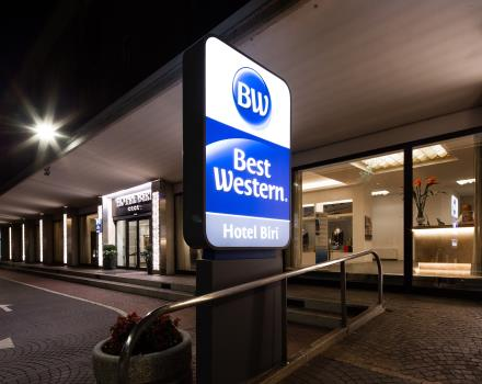 Business hotel | Best Western Hotel Biri